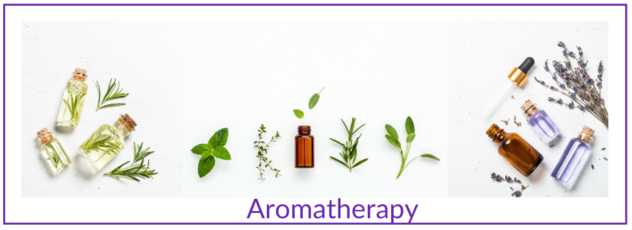 Therapies. Aromatherapy