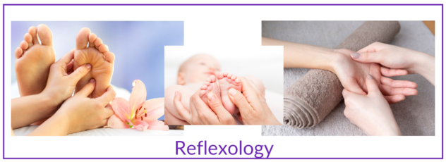Therapies. Reflexology