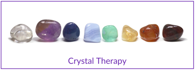 Therapies. Crystals